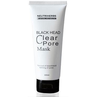 Neutriherbs Black Mask - ansigtsmaske mod hudorme 60 ml