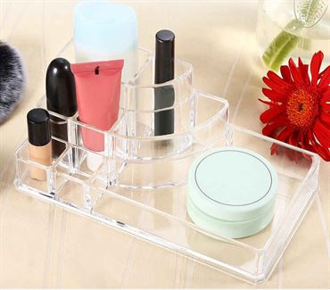 N/A Avery akryl make up organizer 8 rum - ctn 07 fra fashiongirl