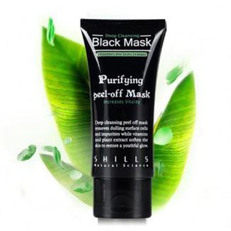 N/A – Shills original black mask - mod hudorme, bumser, uren hud fra fashiongirl