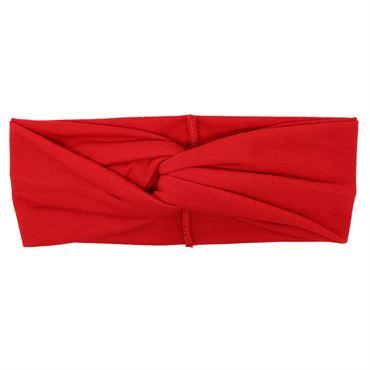 N/A – Soho® turban hårbånd, rød på fashiongirl