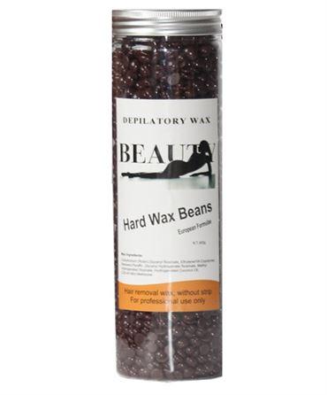Pearl Wax Voksperler 400g megapack, Chokolade