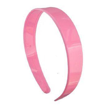 Hårbøjle pink fra N/A på fashiongirl