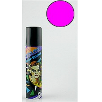 Crazy color hair spray - pink fra N/A fra fashiongirl
