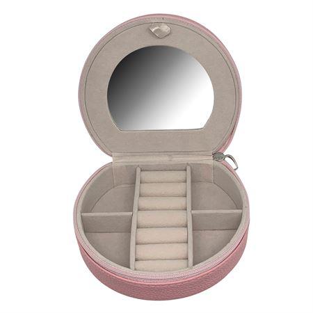 Image of   AVERY® Mini Smykkeskrin - Pink