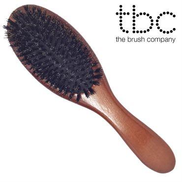 N/A – Tbc® boar bristle classic hårbørste med vildsvinehår fra fashiongirl