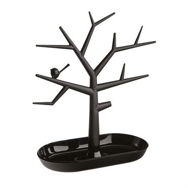 Birdie Tree - Smykketræ Sort