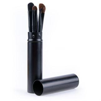 N/A – Technique pro® makeup børster i rejsestørrelse - 5 stk fra fashiongirl