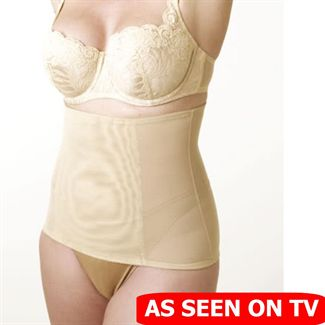 N/A Shapewear - tummy trimmer (sort) på fashiongirl