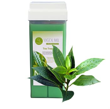 Vokspatron - tea tree - 100 ml fra N/A fra fashiongirl