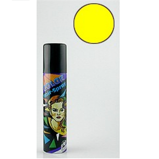N/A Crazy color hair spray - gul fra fashiongirl